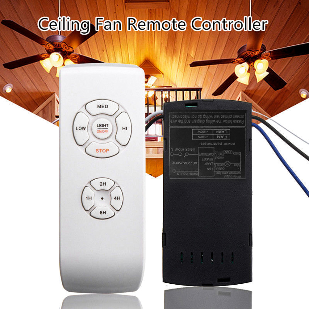 Universal-Ceiling-Fan-Lamp-Remote-Control-Kit-Timing-Wireless-Control-110V-220V