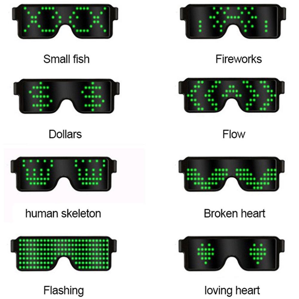 Glasses-Multi-Purpose-Nightclub-Led-Eyewear-Display-Screen-Glow-Party-Flashing