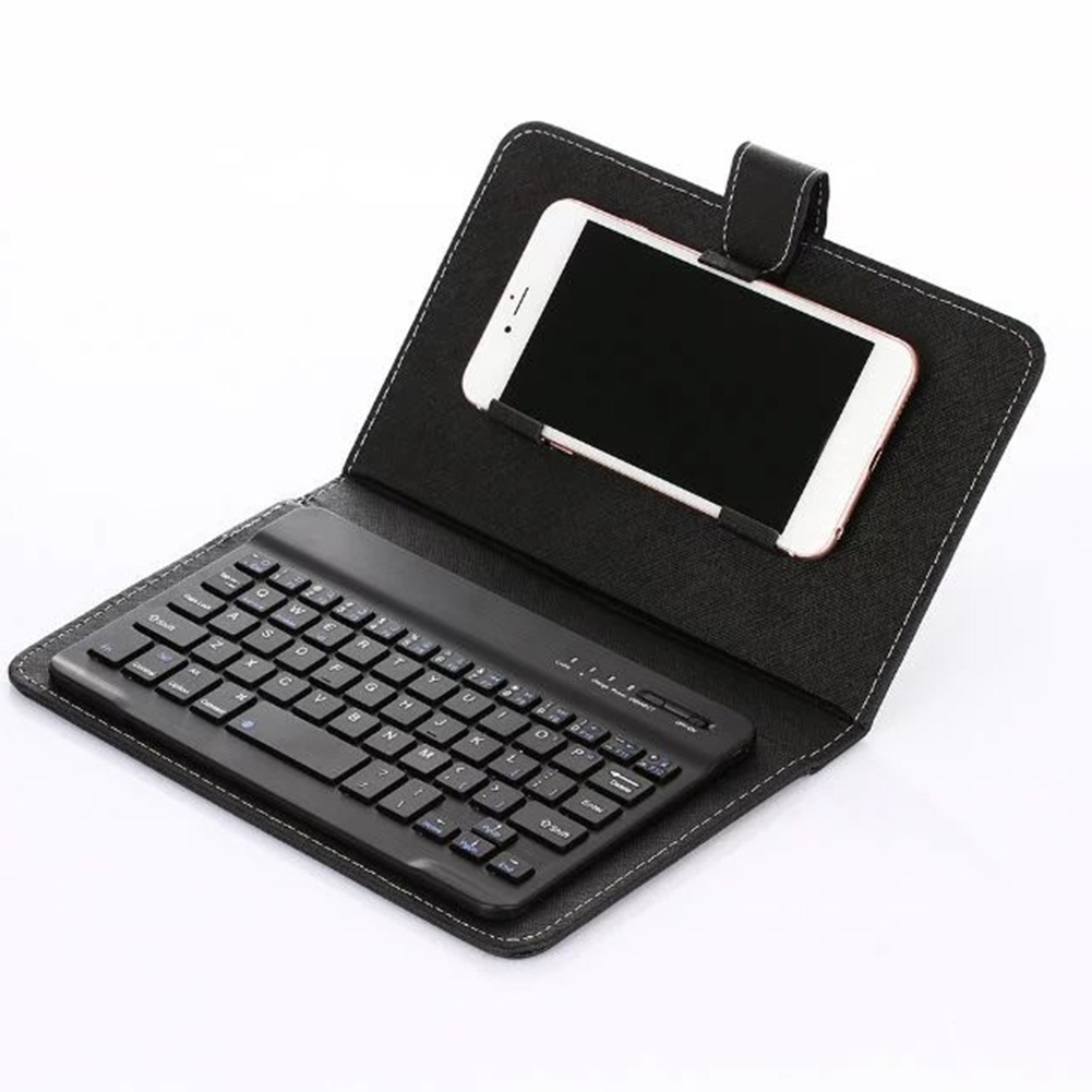 Mobile-Keyboard-Cover-Universal-For-Smartphone-Bluetooth-For-Android-IOS-Windows thumbnail 12