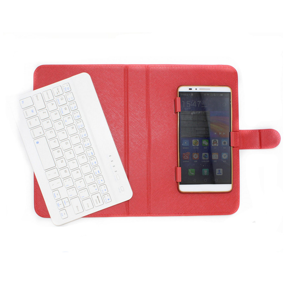 Mobile-Keyboard-Cover-Universal-For-Smartphone-Bluetooth-For-Android-IOS-Windows thumbnail 11