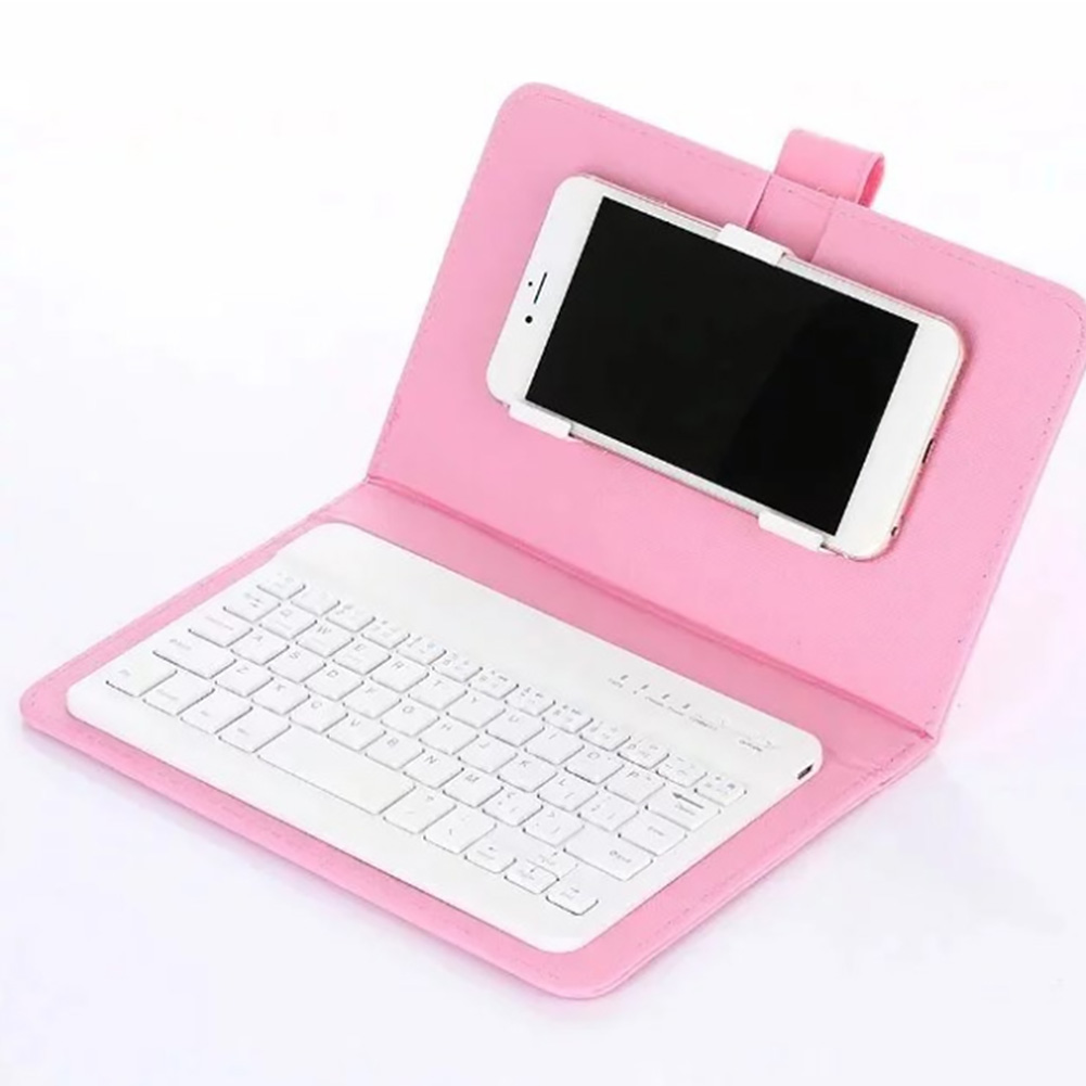 Mobile-Keyboard-Cover-Universal-For-Smartphone-Bluetooth-For-Android-IOS-Windows thumbnail 7
