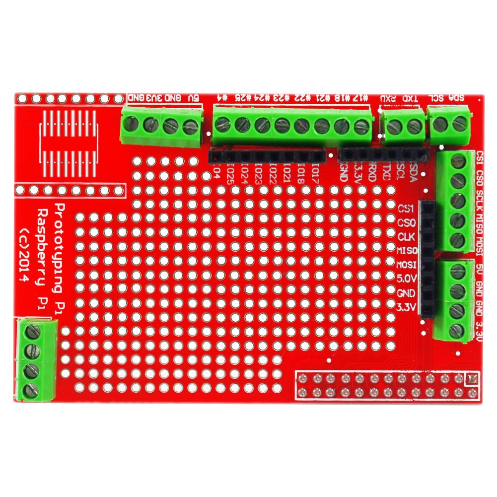 IO-Port-Tools-Prototype-Development-Module-Expansion-Board-for-Raspberry-Pi thumbnail 3