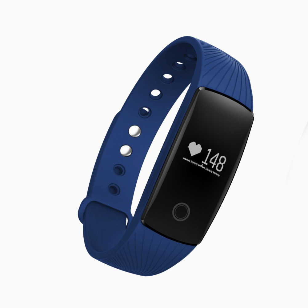 SMART-CINTURINO-OROLOGIO-BAND-Cardiofrequenzimetro-Bluetooth-Polsiera-FITNESS
