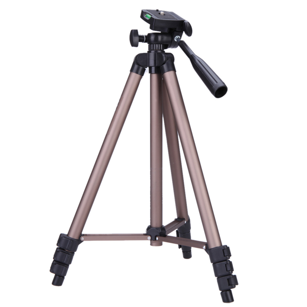 Universal-Video-Camera-Camcorder-Tripod-Monopod-Stand-for-Nikon-Canon-DSLR-w-Bag