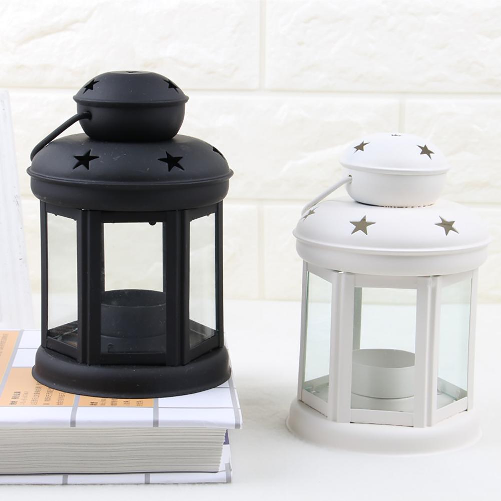 Vintage-Hanging-Glass-Lantern-TeaLight-Candle-Holders-Style-Home-Decor-Wedding