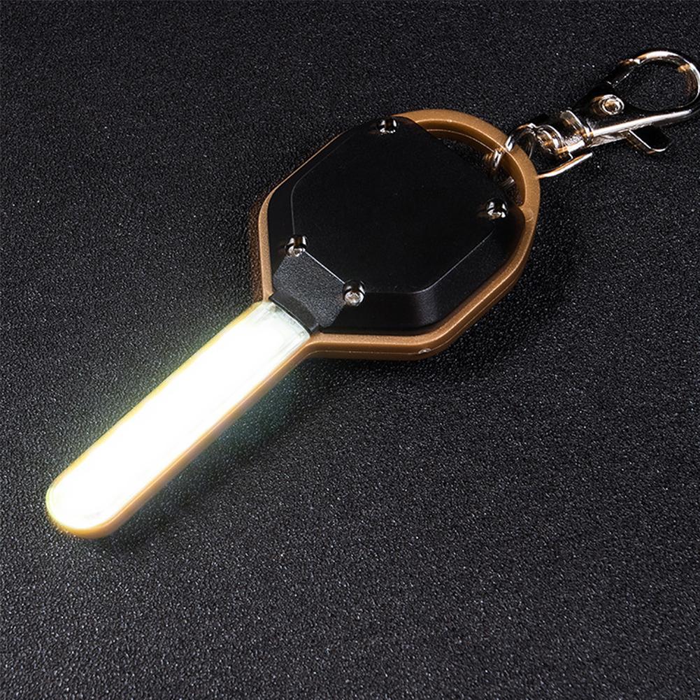 Mini-Torch-UV-Outdoor-Flashlight-Multifunction-Hiking-Keychain-Climbing-2-Modes thumbnail 12
