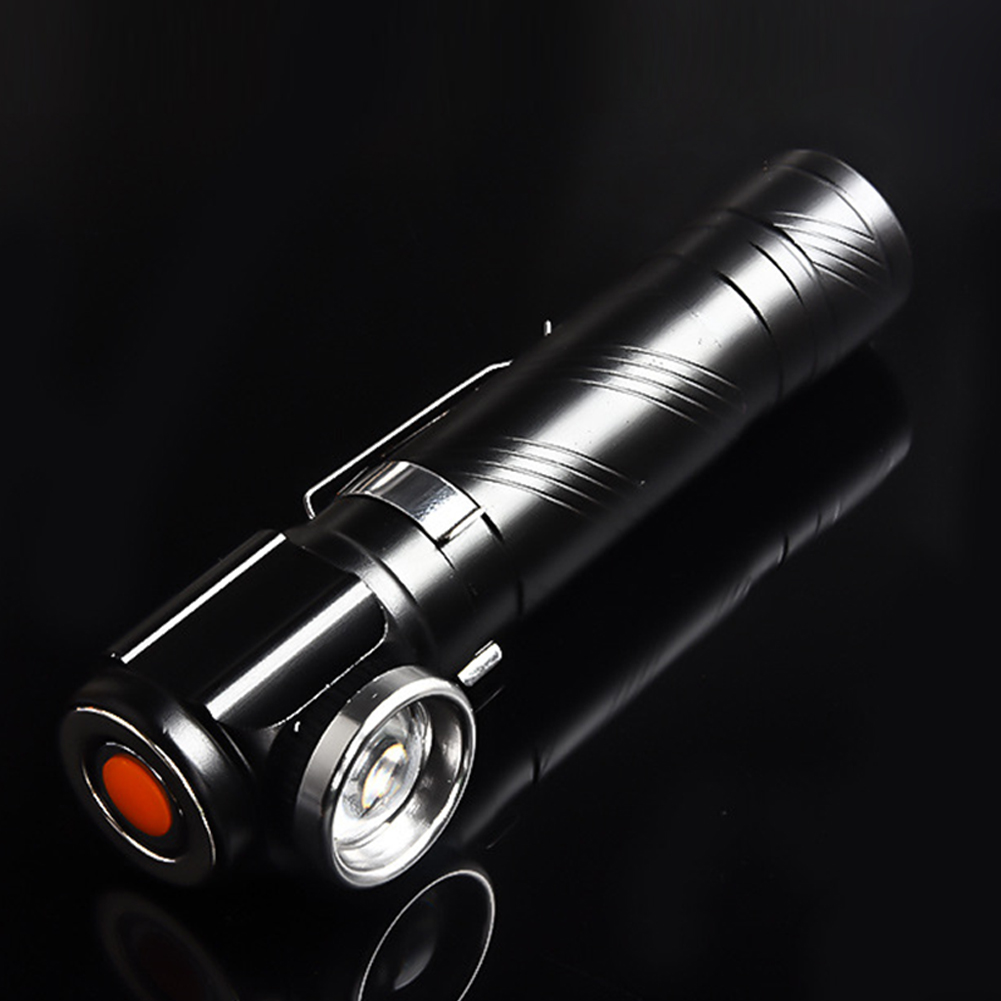 USB-Charging-Rechargeable-Led-Waterproof-Durable-Hard-Light-Wide-range thumbnail 6
