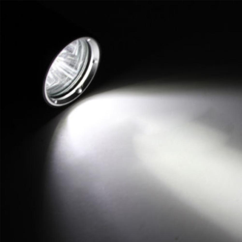 Waterproof-LED-Underwater-Torch-Flashlight-Travel-Aluminium-Alloy-Glare-Diving thumbnail 3