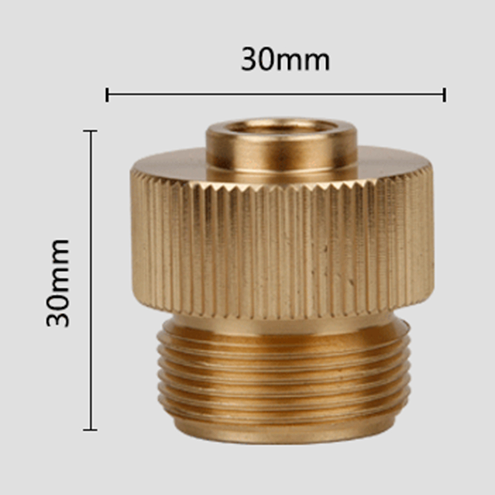 Converter-Connector-Camping-Stove-Outdoor-Portable-Split-Type-Gas-Tank-Adapter thumbnail 6