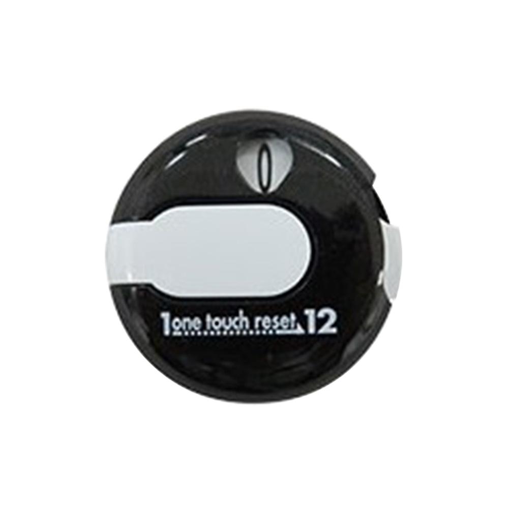 Indexbild 11 - Mini Outdoor Round Tool Gifts Golf Score Counter Cap Clip Stroke Indicator Reset