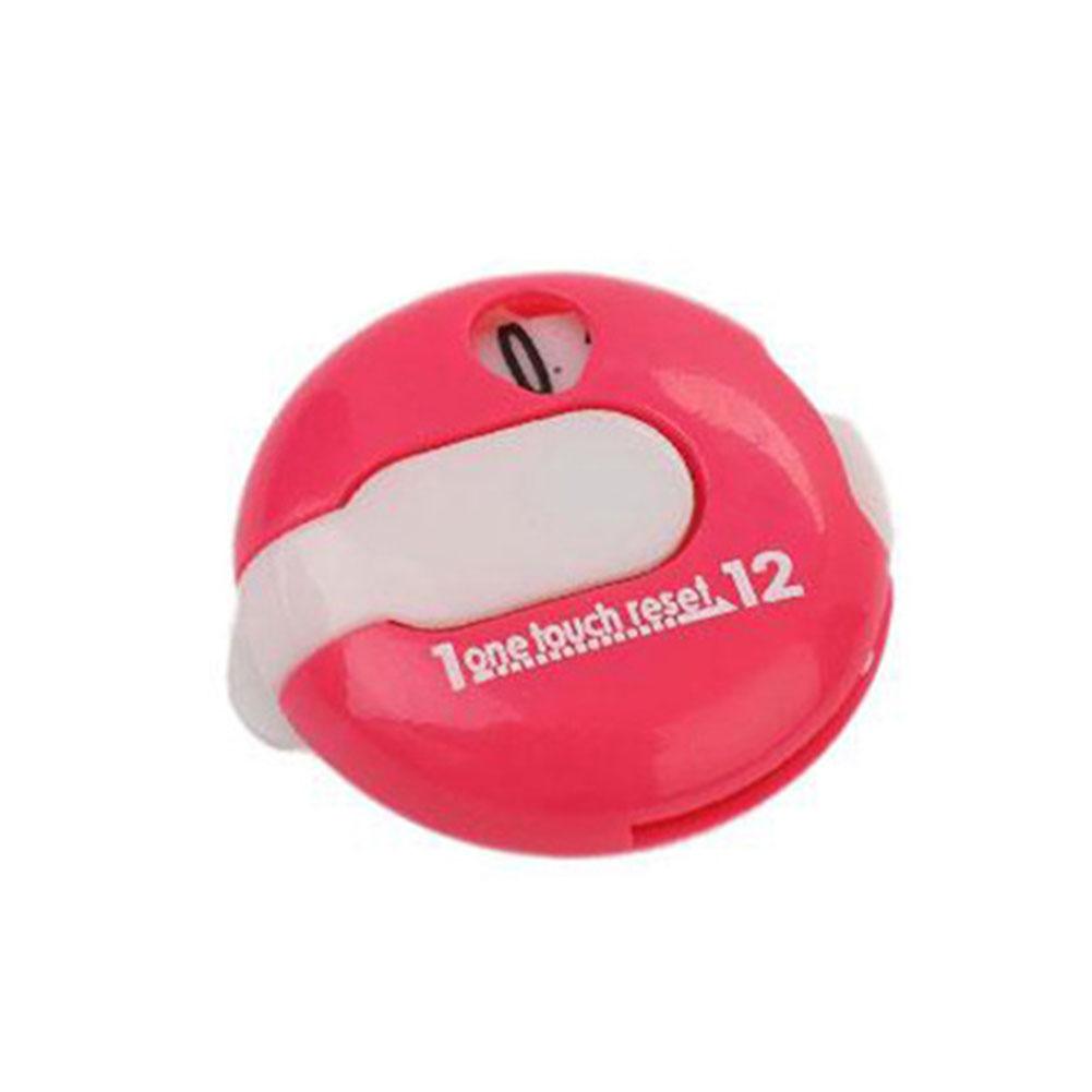 Indexbild 13 - Mini Outdoor Round Tool Gifts Golf Score Counter Cap Clip Stroke Indicator Reset