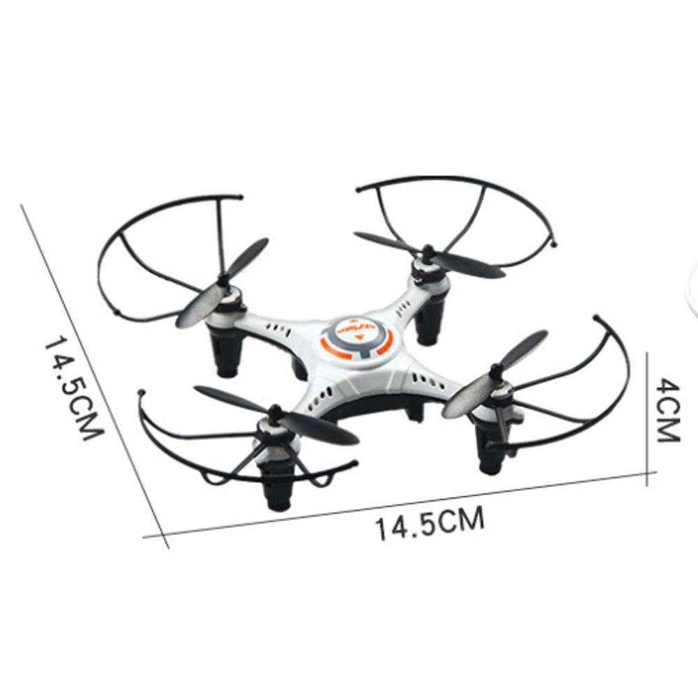 JX815-2-Mini-2-4G-4CH-UAV-RC-Quadcopter-RC-Drone-Helicopter-Gyro-Headless-Mode thumbnail 4