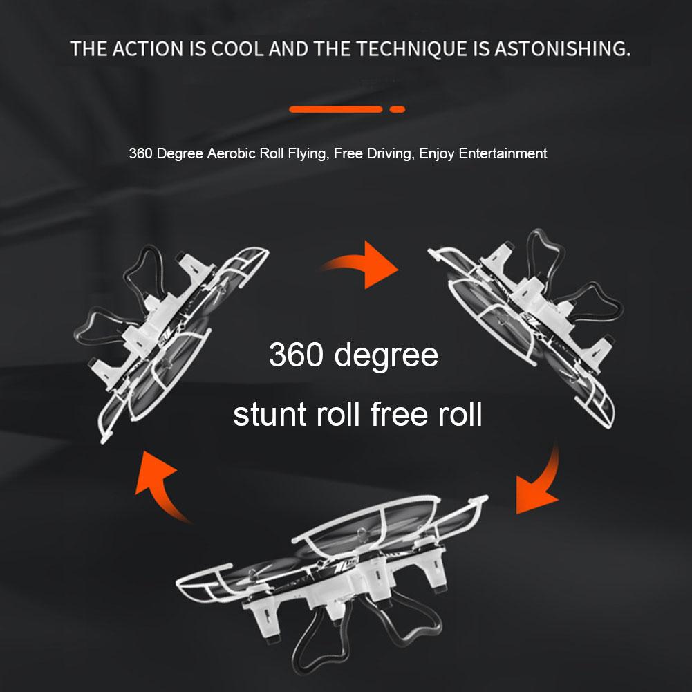 JX815-2-Mini-2-4G-4CH-UAV-RC-Quadcopter-RC-Drone-Helicopter-Gyro-Headless-Mode thumbnail 7
