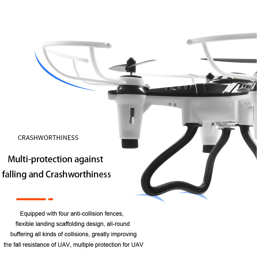 JX815-2-Mini-2-4G-4CH-UAV-RC-Quadcopter-RC-Drone-Helicopter-Gyro-Headless-Mode thumbnail 10
