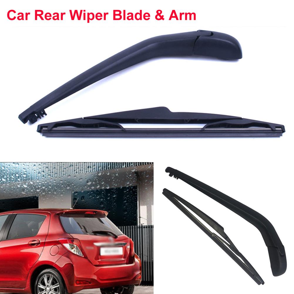 Car-Rear-Window-Windscreen-Wiper-Arm-Blade-Yaris-replacement