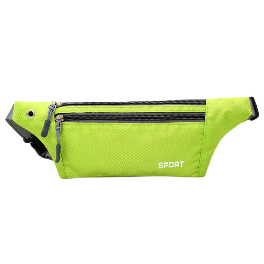 2X-Unisex-Waist-Belt-Bum-Bag-Jogging-Running-Travel-Pouch-Key-Mobile-Money-Sport