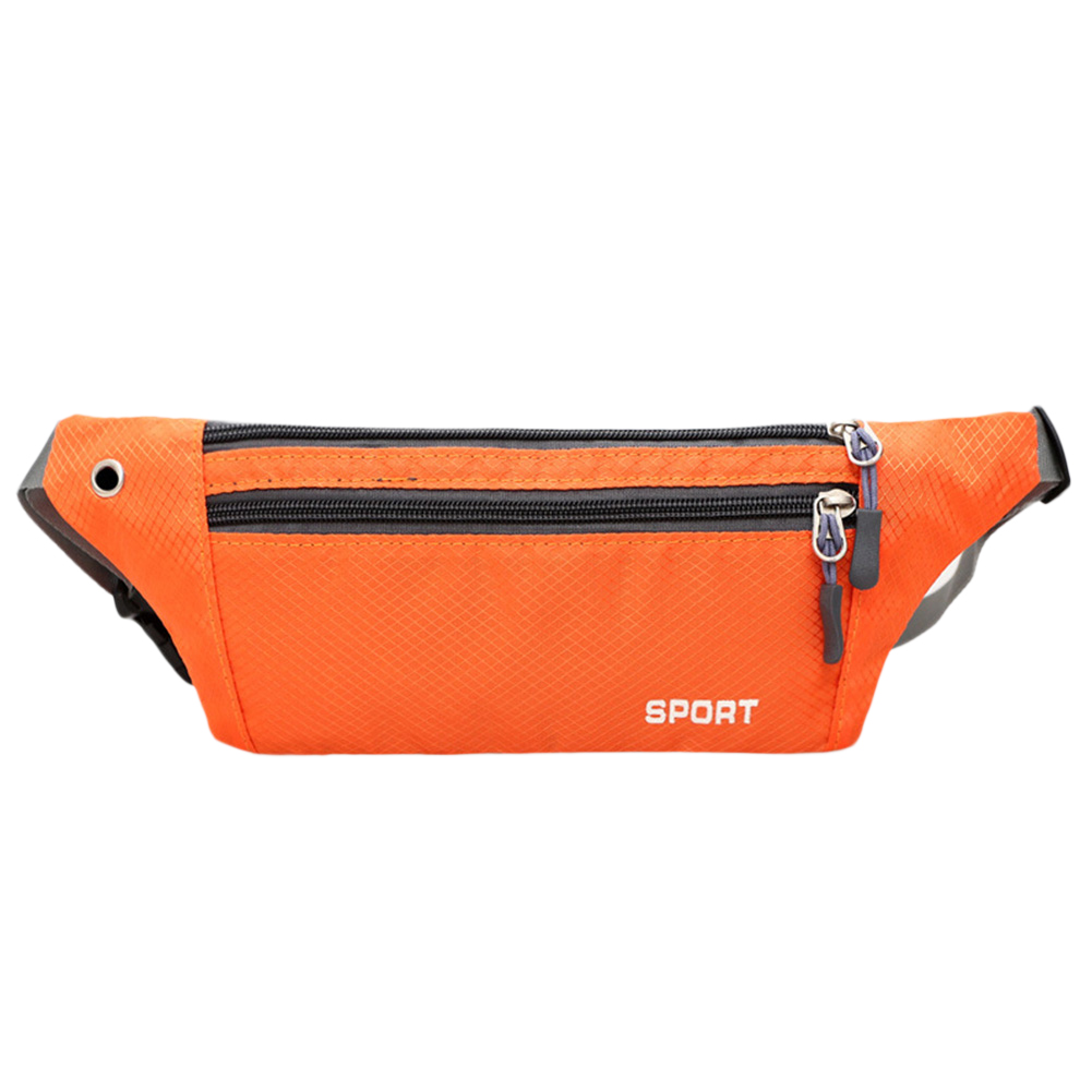 2X-Unisex-Waist-Belt-Bum-Bag-Jogging-Running-Travel-Pouch-Key-Mobile-Money-Sport