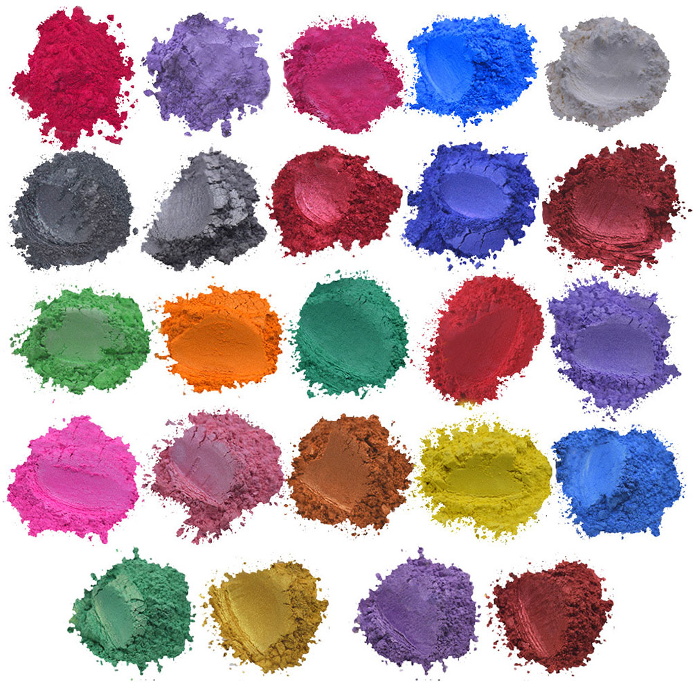 Mica-Jewelry-Decorating-Soap-Making-Wax-Candle-Pearl-Pigment-Powder-Dye-Nail-Art thumbnail 11
