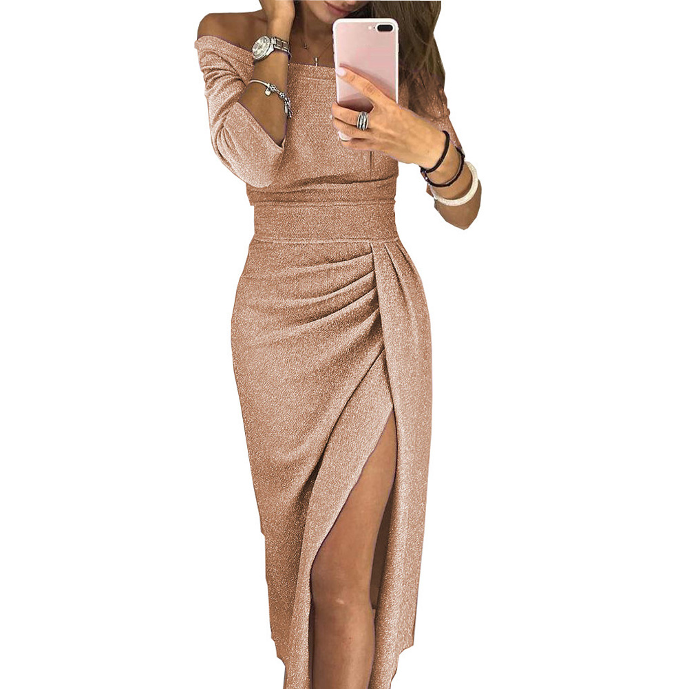 Autumn-Women-Long-Sleeve-Lady-Bodycon-Sexy-Bodysuit-Evening-Party-Night-Dress