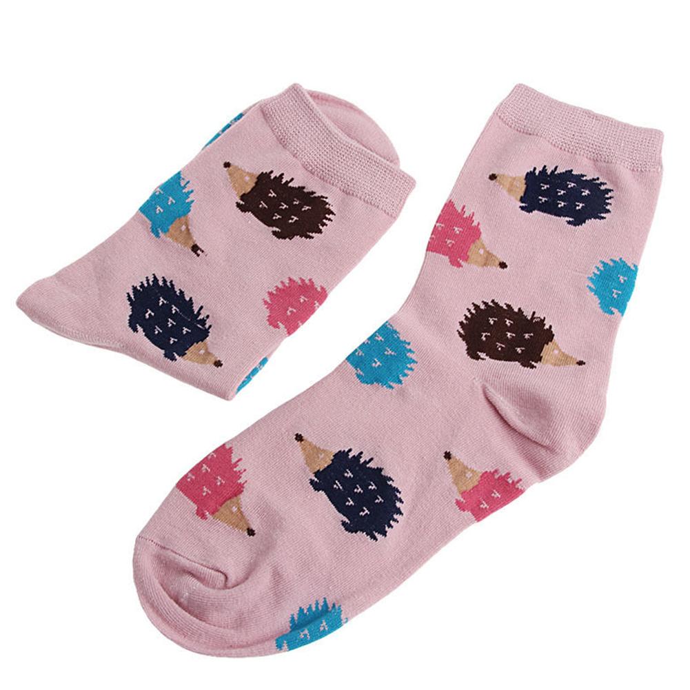 New-Mens-Womens-Casual-Cotton-Socks-Warm-Fancy-Crew-Fashion-Design-Dress-Socks