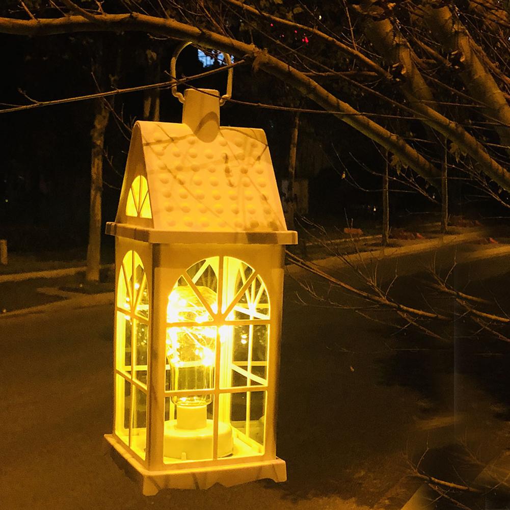 Lantern-Candle-Night-Light-LED-Lamp-Warm-White-Hanging-Party-Decoration thumbnail 15