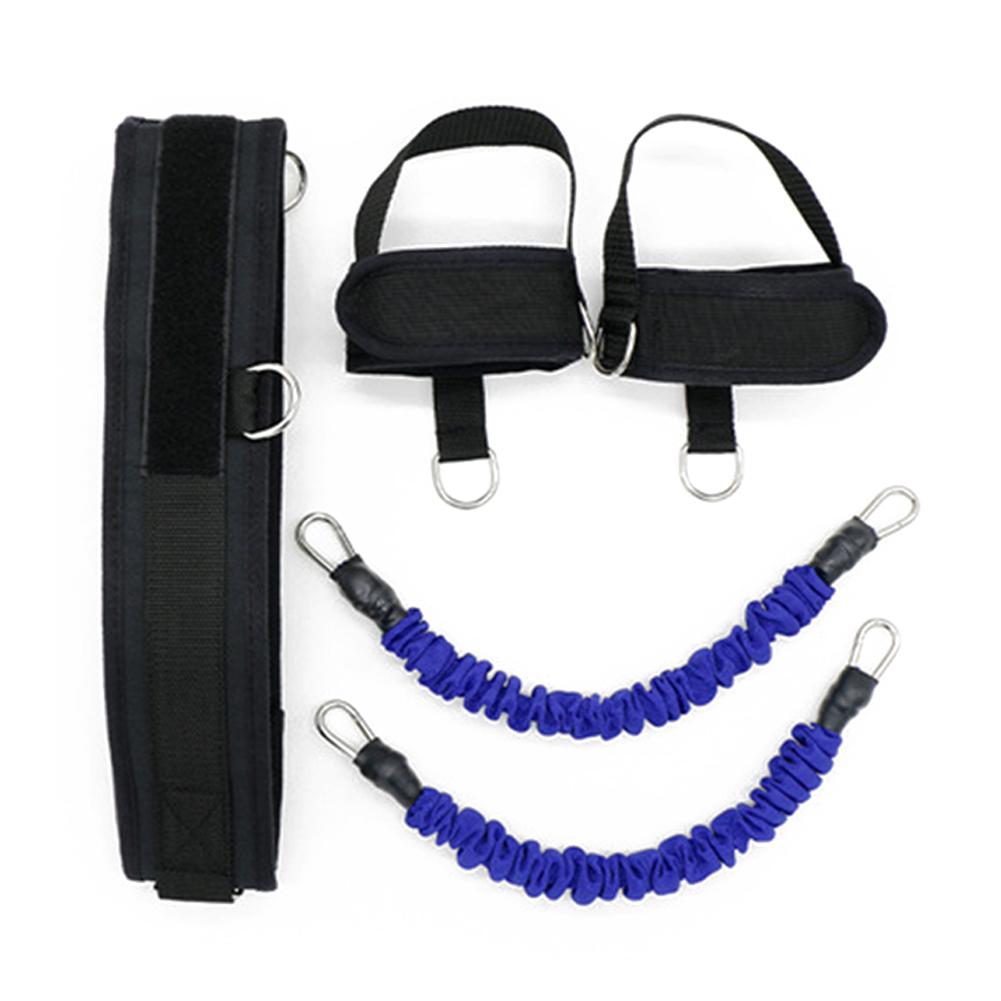 Leg-Chest-Expander-Muscle-Strength-Puller-Spring-Exerciser-Yoga-Elastic-Rope thumbnail 14